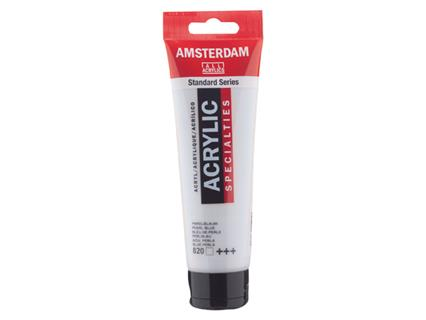 *Amsterdam - Standard Series Acrylic Paint 120ml - Pearl Blue