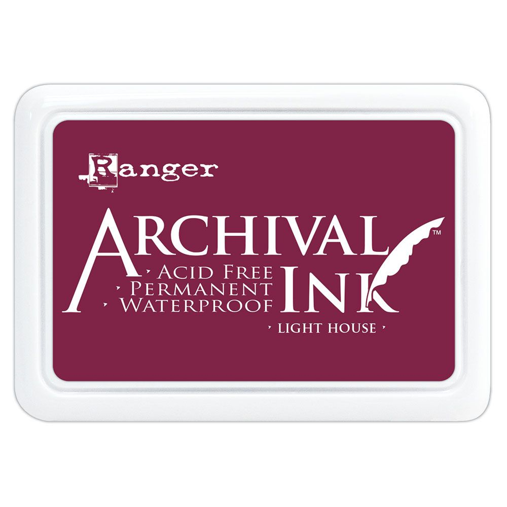 *Ranger - Archival Ink Pad - Lighthouse