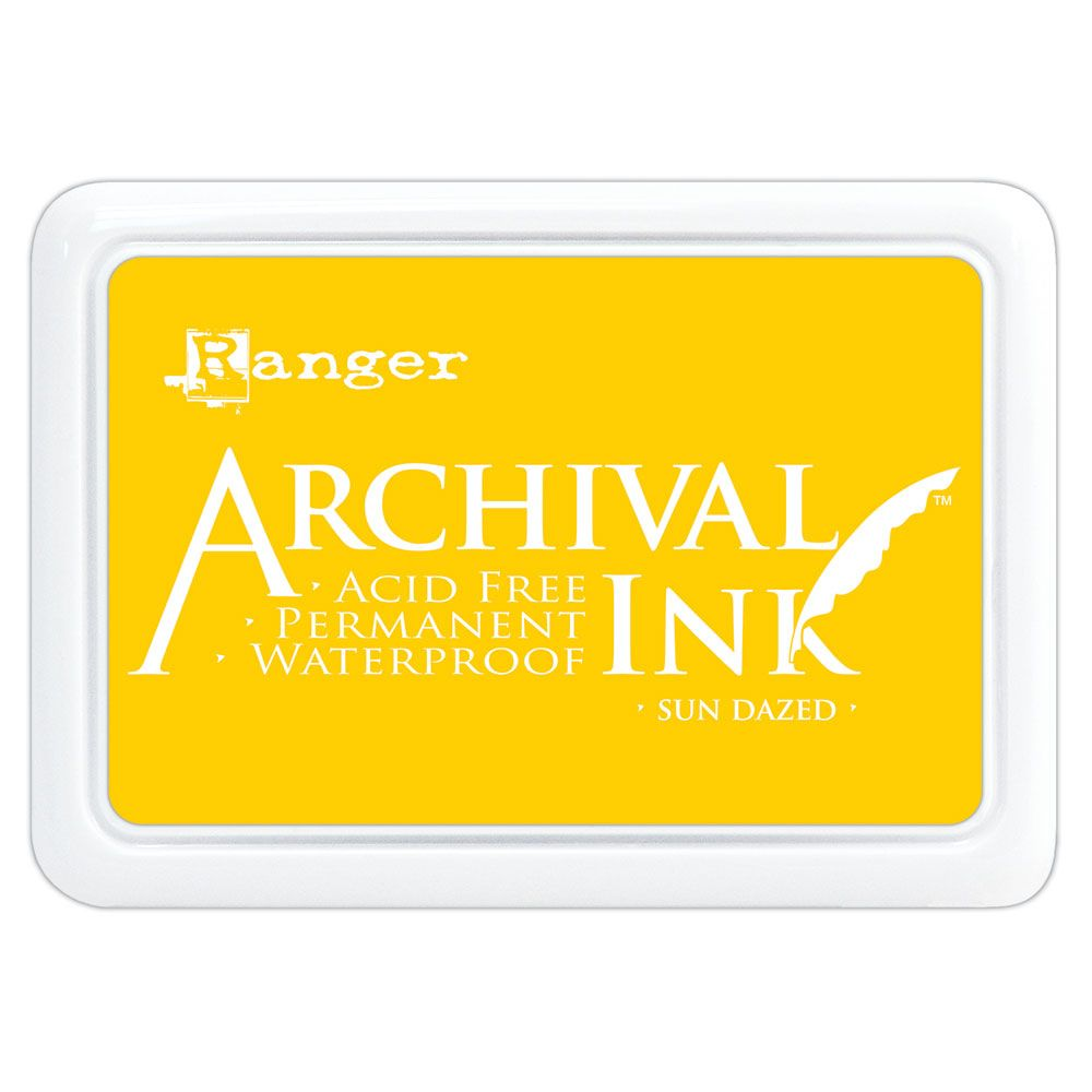*Ranger - Archival Ink Pad - Sun Dazed