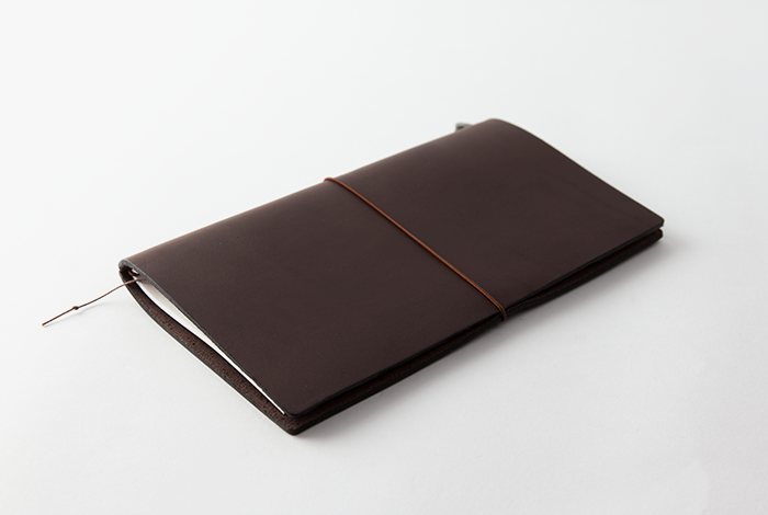 *The Traveller's Company - Traveler's Notebook - Brown