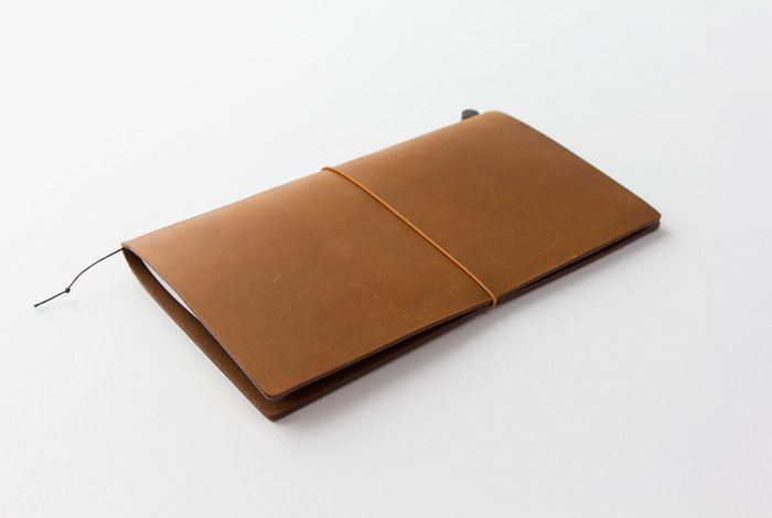 *The Traveller's Company - Traveler's Notebook - Camel