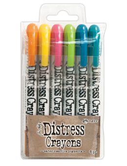 *Tim Holtz - Distress Crayons - Collection #1