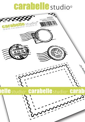 Carabelle Studio - Cling Stamp A7 - My Stamp #2
