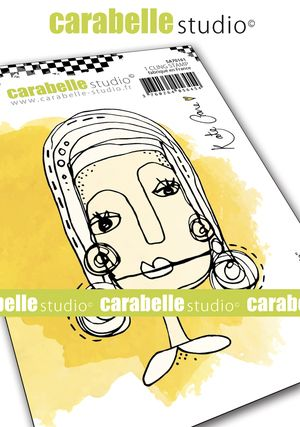 Carabelle Studio - Cling Stamp A7 - Pixie by Kate Crane