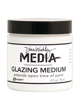 Dina Wakley Media - Glazing Medium 4oz