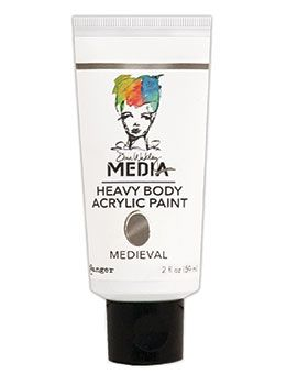 Dina Wakley Media - Heavy Body Acrylic - Medieval