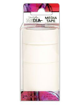Dina Wakley Media - Media Tape - Blank