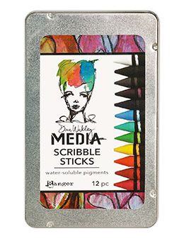 Dina Wakley Media - Scribble Sticks