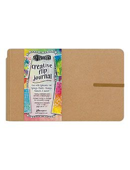 Dylusions - Flip Journal - Large