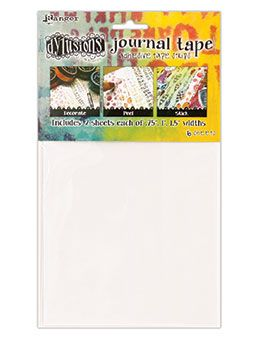 Dylusions - Journal Tape Sheets