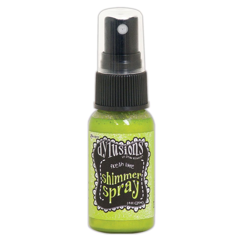 Dylusions - Shimmer Spray - Fresh Lime