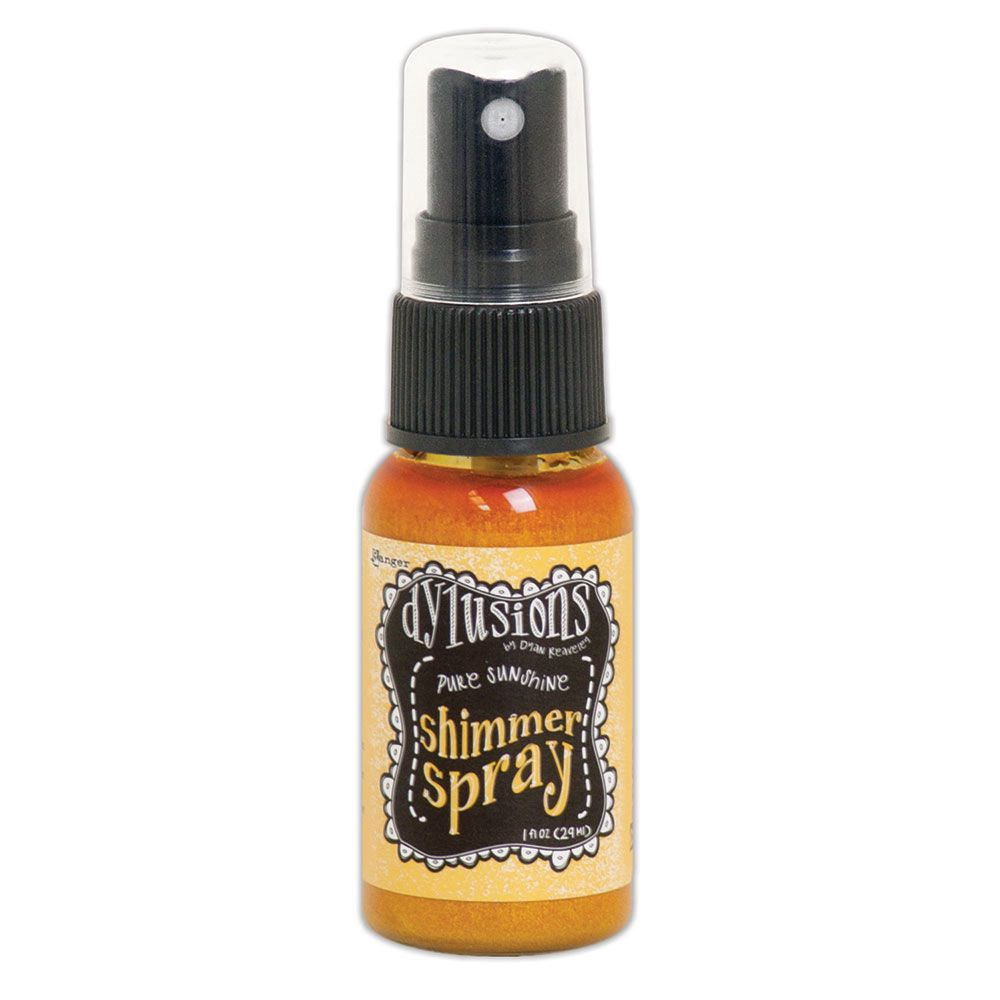 Dylusions - Shimmer Spray - Pure Sunshine