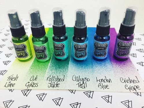 Dylusions - Shimmer Sprays