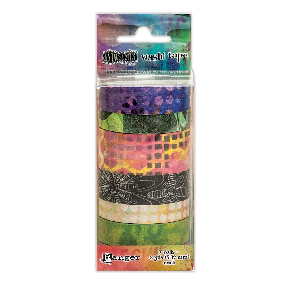 Dylusions - Washi Tape - Set #3