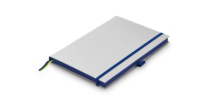 Lamy - Hardcover Notebook -  A6 Ocean Blue Edging