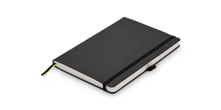 Lamy - Softcover Notebook -  A6 Black