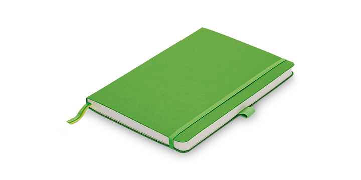 Lamy - Softcover Notebook -  A6 Green