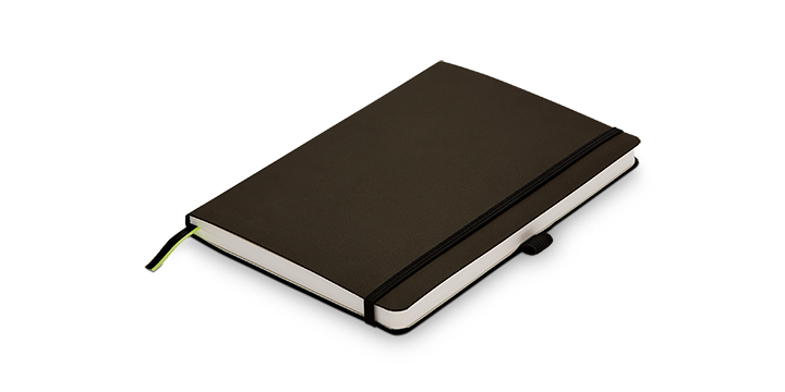 Lamy - Softcover Notebook -  A6 Umbra