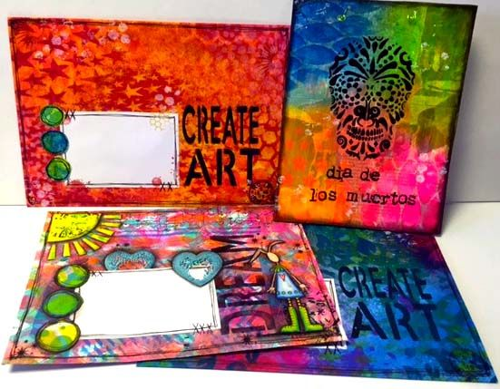 Mail Art with Michelle