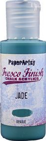 PaperArtsy - Tracy Scott Paints - Singles - Jade