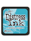 Ranger - Mini Distress Ink Pad - Broken China
