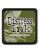 Ranger - Mini Distress Ink Pad - Forest Moss