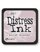 Ranger - Mini Distress Ink Pad - Milled Lavender