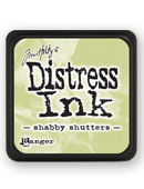Ranger - Mini Distress Ink Pad - Shabby Shutters