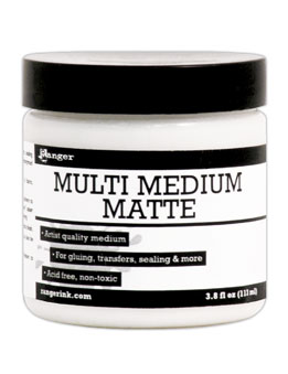 Ranger - Multi Medium - Matte 4oz