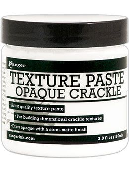 Ranger - Texture Paste - Opaque Crackle