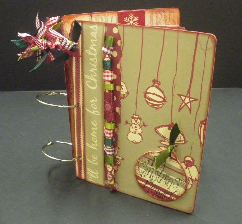 Rusty Pickle Christmas Planner/Album