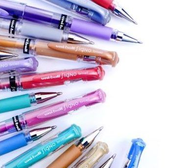 Signo Uni Ball Gel Pens