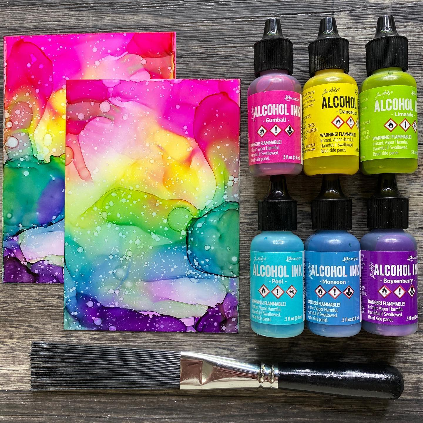 Tim Holtz - Alcohol Ink Sets
