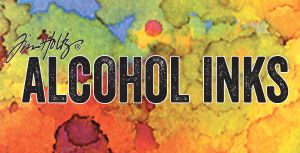 Tim Holtz - Alcohol Ink Singles