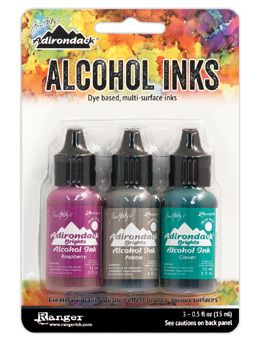 Tim Holtz - Alcohol Inks - Valley Trail