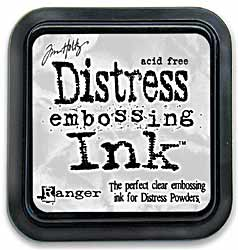 Tim Holtz - Distress Clear Embossing Pad