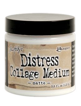 Tim Holtz - Distress Collage Mediums - Matte