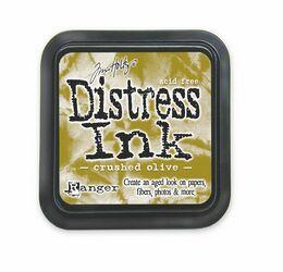 Tim Holtz - Distress Ink Pad - Chrushed Olive