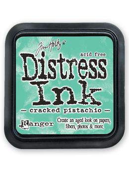 Tim Holtz - Distress Ink Pad - Cracked Pistachio