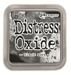 Tim Holtz - Distress Oxide Ink Pad - Black Soot