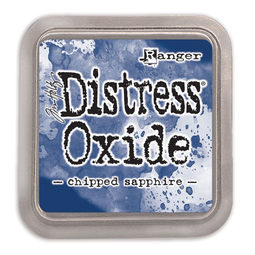 Tim Holtz - Distress Oxide Ink Pad - Chipped Saphire