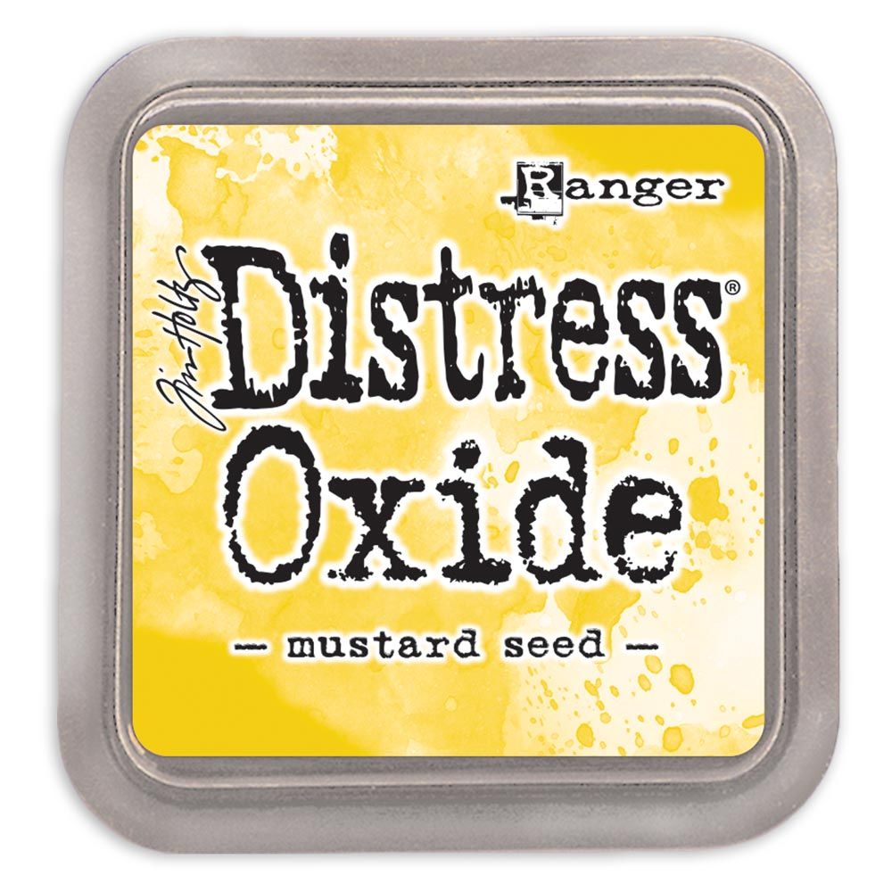 Tim Holtz - Distress Oxide Ink Pad - Mustard Seed