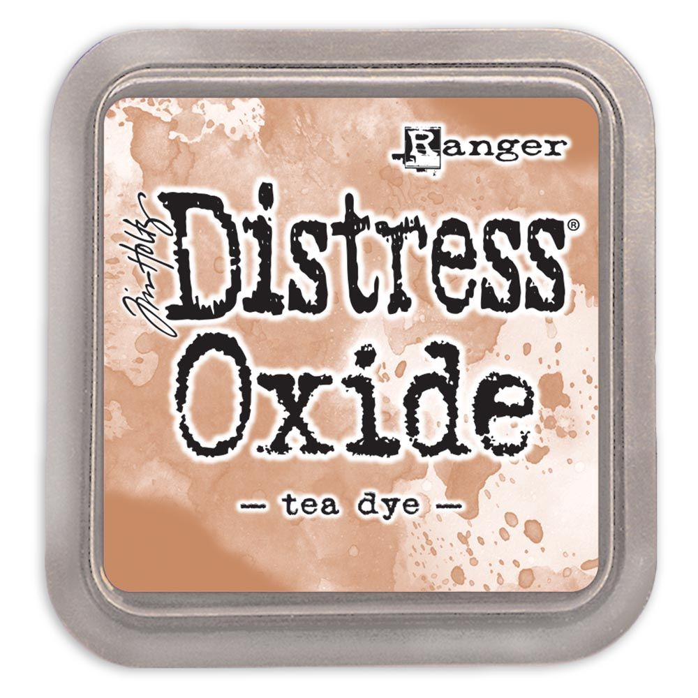 Tim Holtz - Distress Oxide Ink Pad - Tea Dye