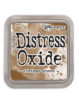 Tim Holtz - Distress Oxide Ink Pad - Vintage Photo