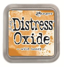 Tim Holtz - Distress Oxide Ink Pad - Wild Honey