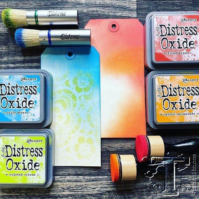 Tim Holtz - Distress Oxide Ink Pads