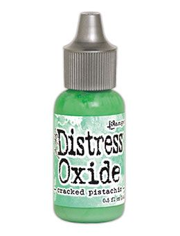 Tim Holtz - Distress Oxide Re-inker - Cracked Pistachio