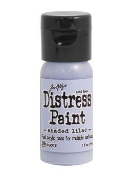 Tim Holtz - Distress Paint - Shaded Lilac