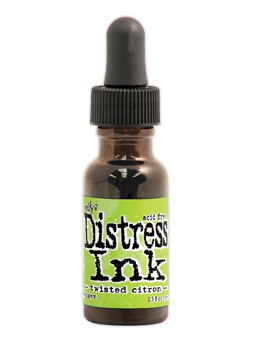 Tim Holtz - Distress Re-Inker - Twisted Citron