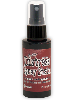 Tim Holtz - Distress Spray Stain - Aged Mahogany